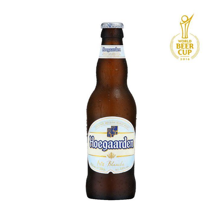Cerveja Hoegaarden Wit 330ml - emporio