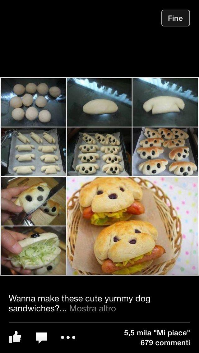 Dog buns!