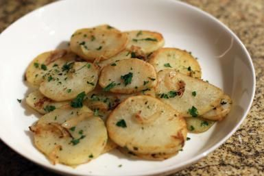 Lyonnaise Potatoes - Diana Rattray
