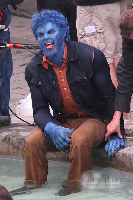 X-Men: Days of Future Past/ Nicholas Hoult as Beast