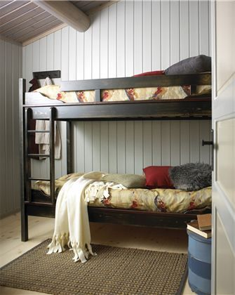 Inspirasjon hytte-gi gamle furuvegger ny giv! | Vakre Hjem Blogg