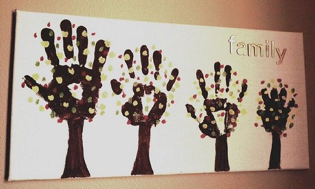 Family Tree Art Project