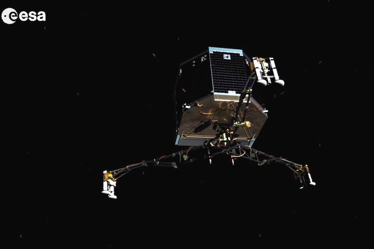 Landing the Philae - VIDEO Avionics engineer Warwick Holmes worked on the Rosetta Mission. He explains how they planned the landing of the Philae and what actually happened.