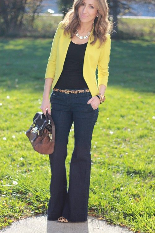 Yellow/Black and Leopard
