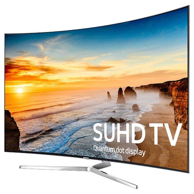 "Samsung ua65KS9500 65"" Curved SUHD 4K LED TV"