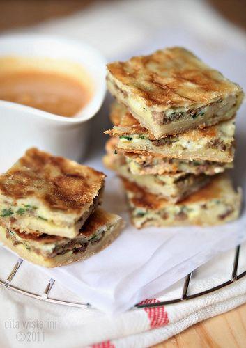 Martabak Telur Roti Paratha