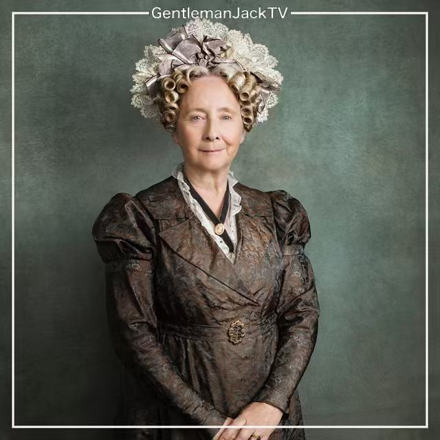 "Gentleman Jack on Instagram: ""Aunt Anne Lister played by"