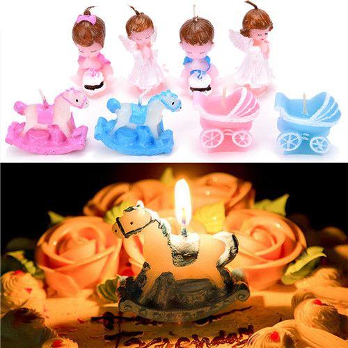 Купить товарМилый Ребенок Перевозки Свеча Способствует Крестины Торт Ко Дню Рождения Подарок Украшения в категории Свечина AliExpress. Magical Romantic Musical Blossom Lotus Flower Happy Birthday Candle Lights Party Gift 1PcUSD 1.13/pieceNew 10Pcs/lot Kid