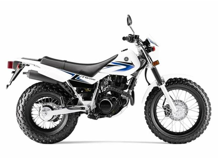 2013 Yamaha TW200 Price And Modification Picture