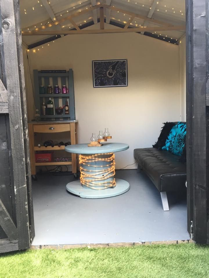 Garden Sheds Rotherham 161 best she shed furnishings & decor images on pinterest | she