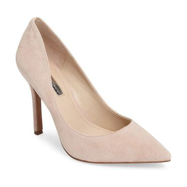 On SALE at 54% OFF! treasure pointy toe pump by BCBGeneration. A curvy, low topline and leg-lengthening pointy toe add to the allure of a pump that's elevated by a slender, sky-hig...