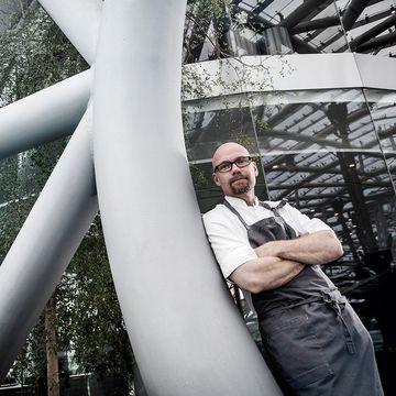 Magnus Ek is at Hangar7's Ikarus Restaurant this June! | FOUR Magazine