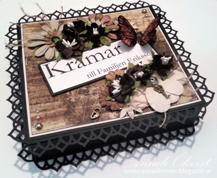 Altered Noblesse Chocolate box