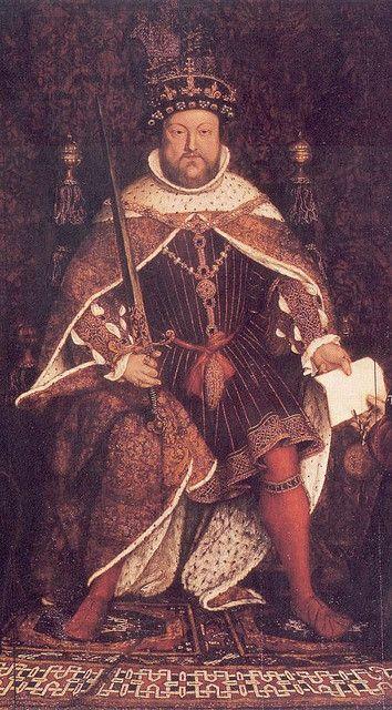 Henry VIII.- La journée des Eperons: Shrewsburry reçut le roi Henri VIII dans la place de Thérouanne, où il lui remit les clefs de la ville. On chargea 8 ou 9 soldats de finir d'abattre les remparts de la ville et surtout les 3 bastions fortement retranchés. Les fossés étaient par endroits surcreusés de foyers destinés à faire de la fumée pour asphyxier les assaillants. L'ambassadeur de Milan auprès de Maximilien appris qu'on s'en servirait pour incendier la ville une fois les remparts…