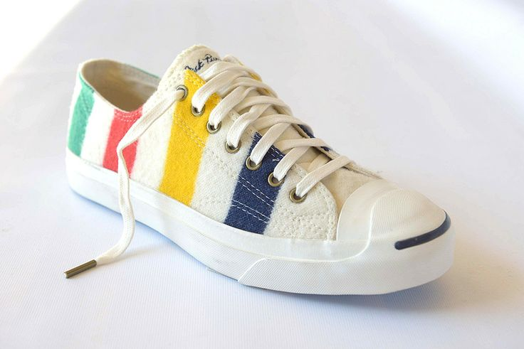 CONVERSE HUDSON'S BAY COMPANY JACK PURCELL SNEAKER