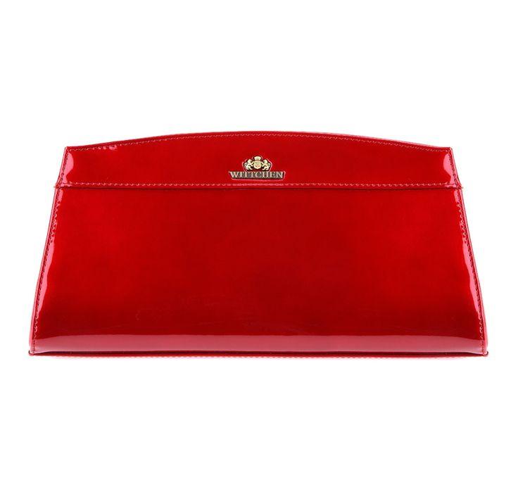 Lakierowana torebka z kolekcji Verona.