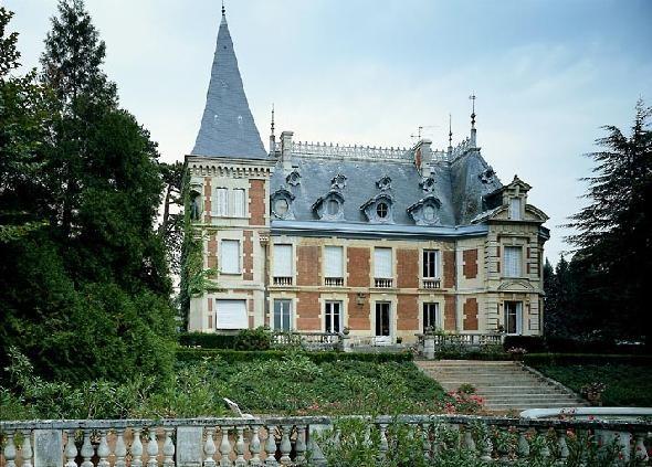 Jassans Riottier château de Cillery