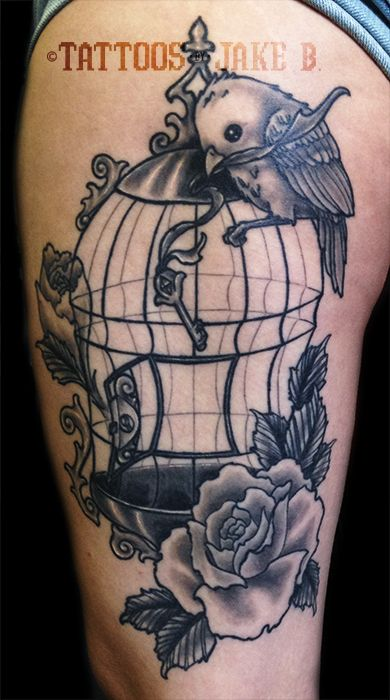 1000 ideas about bird cage tattoos on pinterest cage tattoos tattoos and plumeria tattoo. Black Bedroom Furniture Sets. Home Design Ideas