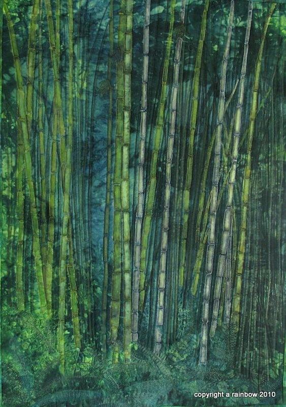 55 best Bamboo quilt ideas images on Pinterest | Bamboo, Textiles ... : bamboo quilt - Adamdwight.com