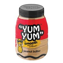Sort out your lunchboxes this month! Get R3 off yum yum peanut butter with #checkers #eezicoupons Go to www.checkers.co.za for more info