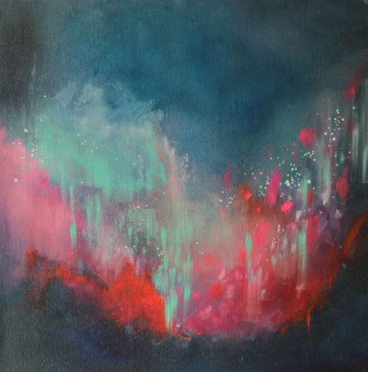"Saatchi Online Artist: Georgina Vinsun; Oil, 2011, Painting ""Saskia"""