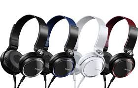 Headphones - Buy Headphones Online at Best Prices in India. - Zoneofdeals Headphones - Buy Headphones Online at Best Prices in India on zoneofdeals.com- Huge Collection of Branded Mobiles, Landline Phones, Tablets & Mobile Accessories.  Sony MDR-XB400 Extra Bass Over the Ear Headphone - WHITE @ Rs.899 only