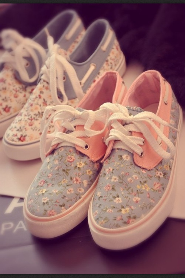 These shoes are so so cute!