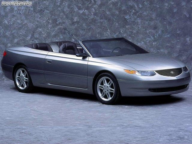 Toyota Camry Solara Concept (1998)