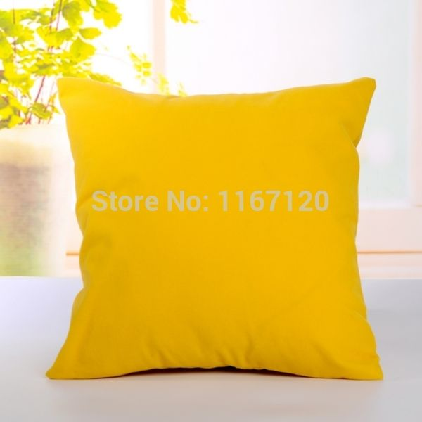 """Cheap sofa and loveseat covers, Buy Quality sofa pink directly from China sofa furnishings Suppliers: Material:High quality Micro Suede(polyester)Color:YellowSize:Approx. 15"""" x 15""""(40cm x"""
