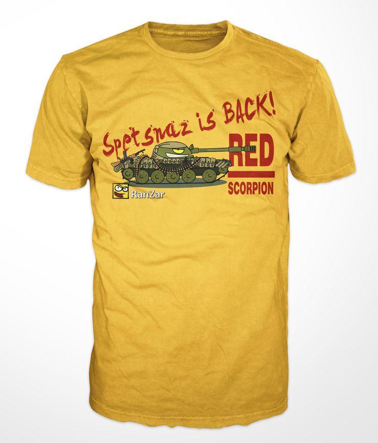 Red Scorpion - the Spetsnaz