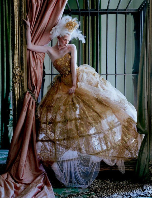 Dolce Alta Moda, Love Magazine FW13 | Yellowtrace.