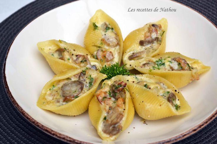 Une recette que j'ai réalisée il y a quelques mois avec un délicieux Reblochon reçu directement de Savoie... je pense à présent...