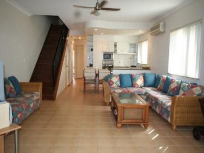 Aqua Breezes $850 good location not sure about bedrooms, only available 3-9