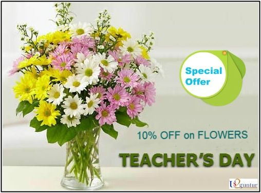 Express your Gratitude to Teachers by sending Gifts on #TeachersDay Click here to send online: http://is.gd/Teachersday