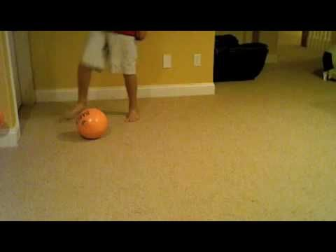 How to do CRISTIANO RONALDO'S signature move- MADE VERY VERY EASY!!!!!!! - YouTube