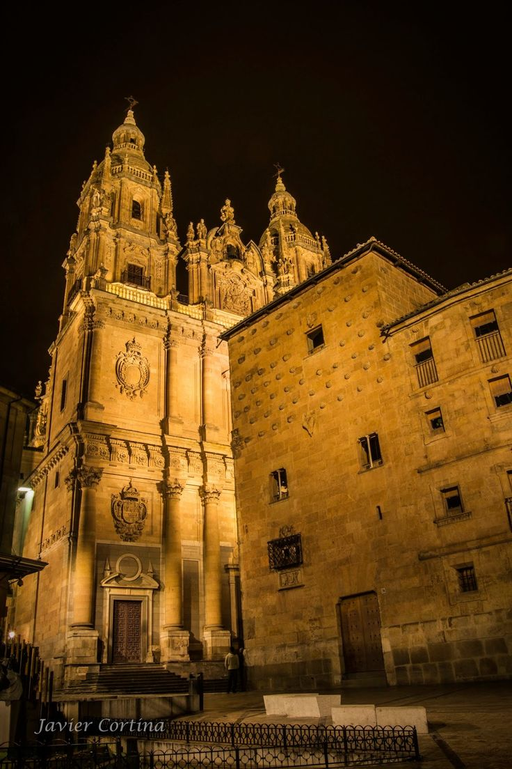 how to get from leon to salamanca spain