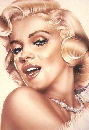 Marilyn Monroe (Dunway Enterprises) http://www.amazon.com/gp/product/0762443324/ref=as_li_tl?ie=UTF8&camp=1789&creative=9325&creativeASIN=0762443324&linkCode=as2&tag=freedietsecre-20&linkId=7NCWVCSPT5T4YPU3%22