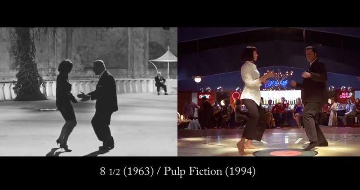 Sappiamo tutti che Tarantino prima di essere un regista è un grande cinefilo, infatti ha fatto della citazione una sua cifra stilisti...