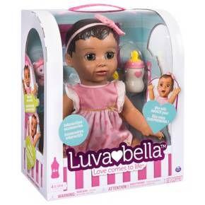 Luvabella Brunette- Victoria