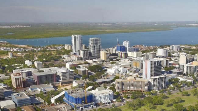 Darwin capital of Northern Territory