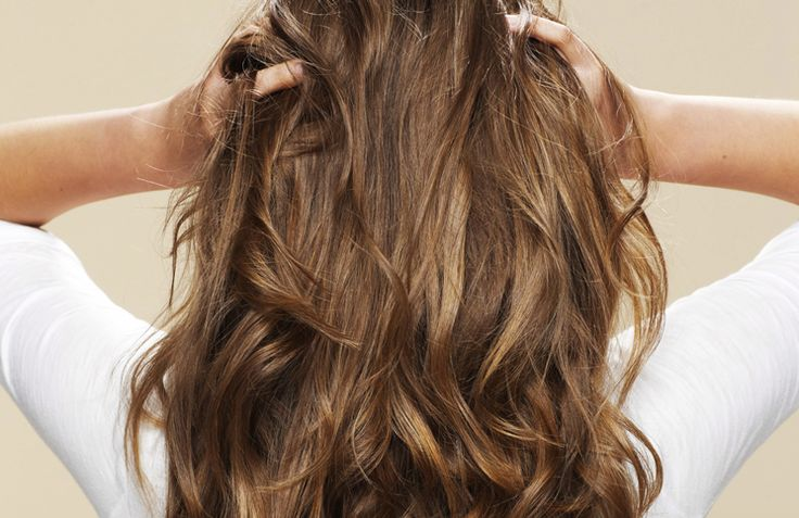 Get beach hair without the ocean