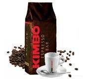 Kimbo Kaffee Extra Cream 1kg - Espresso Bohnen
