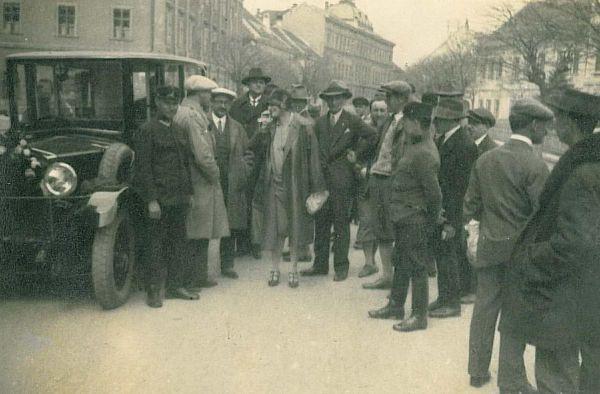 Soproni Automobil Egyesület 1927