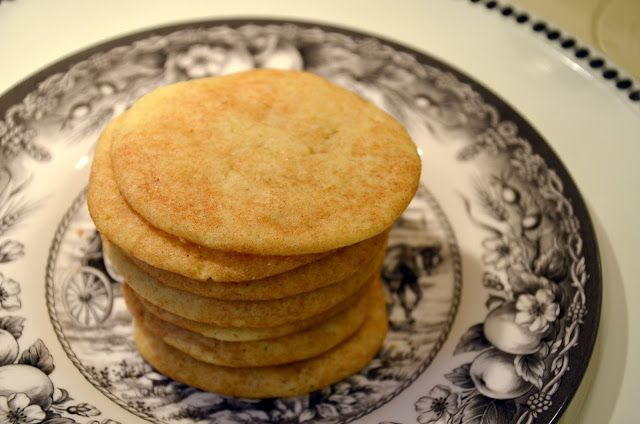 Mennonite Girls Can Cook: Snickerdoodles
