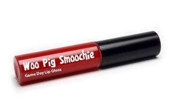 Woo Pig Smoochie Lipgloss!