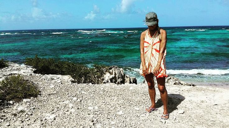 #Barbuda #Spanish point