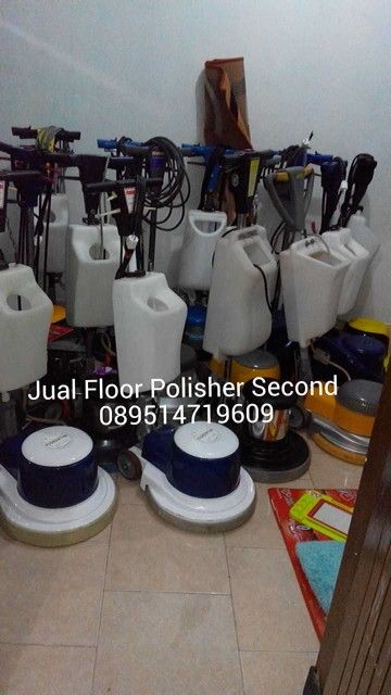 Mesin poles bekas 089514719609 mesin poles marmer second floor polisher