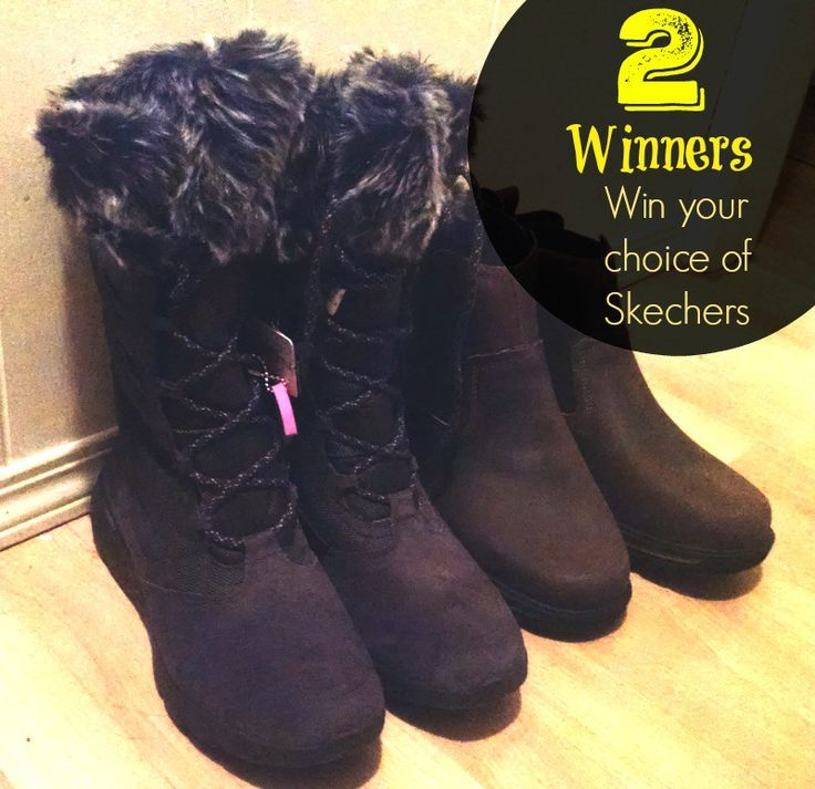 Great Family Footwear for all Seasons from Skechers (Giveaway)  http://www.talesofarantingginger.com/2017/01/great-family-footwear-seasons-skechers-giveaway.html