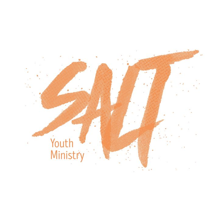 Salt Youth Ministry - Youth Group Logos