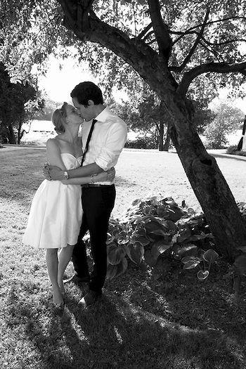 The kissing tree